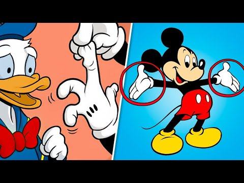 Зошто многу ликови носат бели ракавици и уште 9 факти за Дизни што сигурно не ги знаевте