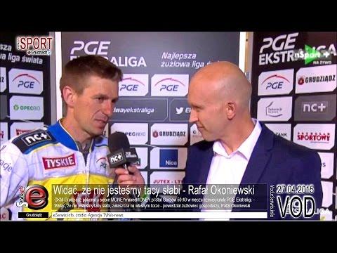 Widać, że nie jesteśmy tacy słabi - Rafał Okoniewski