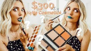 Testing $300 Worth of Kylie Cosmetics... | Aspyn Ovard