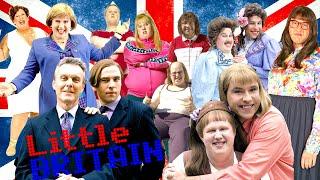 Celebrating 'Little Britain'