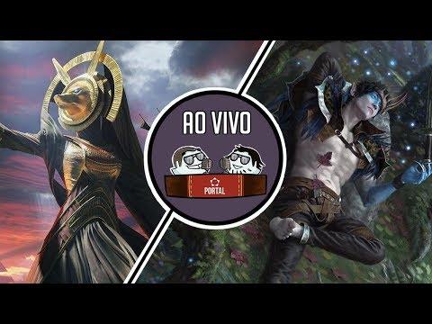 Pionner ao vivo- Ramunap Red vs Sultai Oko | Rodada 3 | Dia 31/10 | Gameplay Físico