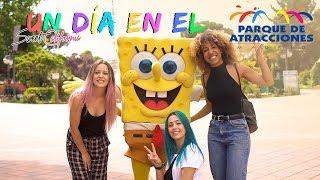 Sweet California - Vlogs de verano 3/4 (Parque de atracciones) #Vlog