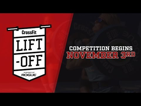 Snatch, Clean and Jerk, Workout: 2016 Liftoff