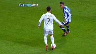 Cristiano Ronaldo Vs Real Sociedad Home HD 1080i (24/03/2012)