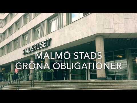 Malmö stads gröna obligationer