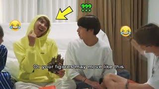 BTS RM BEING HIMSELF :)