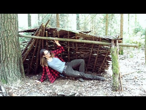Building A STEALTH Shelter Part 1