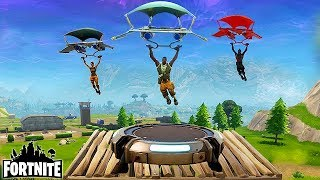 JUMP PAD IN PRE-LOBBY!? - Fortnite Funny Fails and WTF Moments! #81 (Daily Moments)