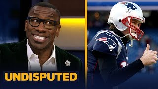 Shannon Sharpe is surprised the Patriots physically dominated the Chargers | NFL | UNDISPUTED