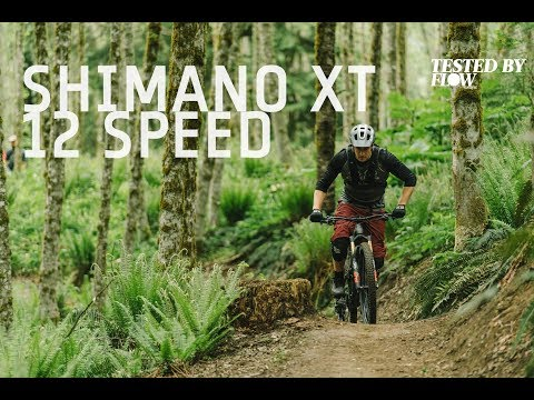 Shimano's New XT 12-Speed Groupset - First Impressions
