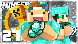 SO MANY DIAMONDS?! | HUNGER GAMES MINECRAFT w/ STACYPLAYS! | SEASON 2 EP 27