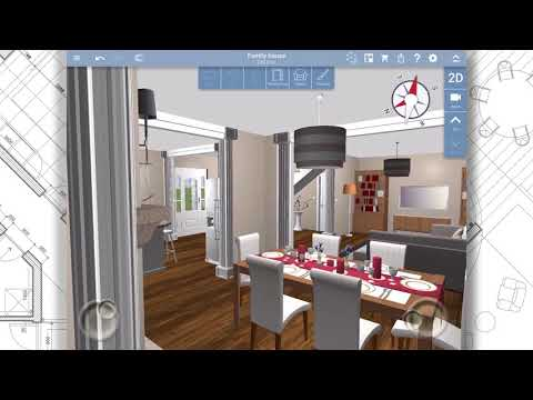 Elegant Home Design 3d Freemium Video