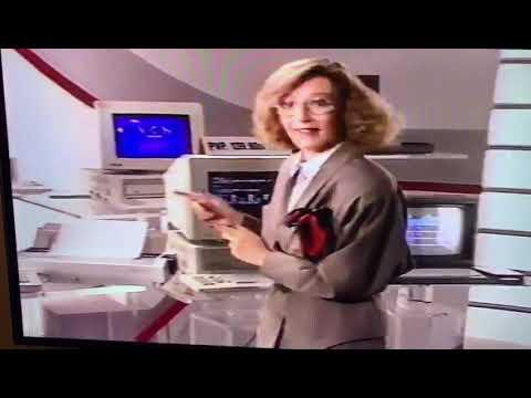 Directo AMSTRAD. Rescatada campaña de promoción de Amstrad España en televisión. Con Elena Markínez.