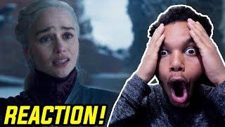 Game of Thrones Season 8 Episode 6 FINALE REACTION! (Part 1)