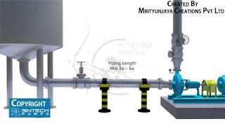 Sintech Pumps demonstration - YouTube