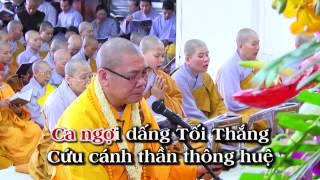 Kinh Vô Lượng Thọ - Thích Trí Thoát tụng