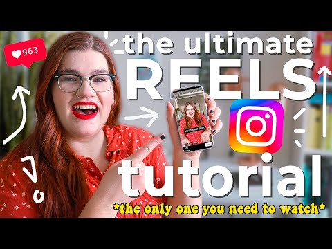 How I make my Instagram Reels | ULTIMATE Guide to Growing with Reels!