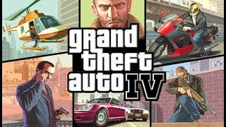 Grand Theft Auto 4 Full Game Walkthrough (ALL DLC) - No Commentary (GTA4 Full Game) - ALL DLC
