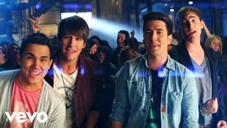 Big Time Rush – Music Sounds Better ft. Mann