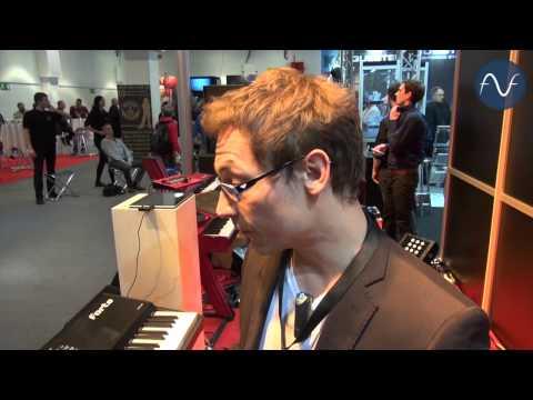 [Musikmesse] Kurzweil Forte