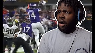 Stefon Diggs Makes Miracle TD Catch on Last Play, Vikings Win! REACTION