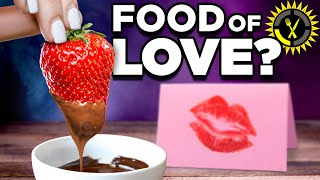 Food Theory: Can Chocolate Make You Fall In LOVE?