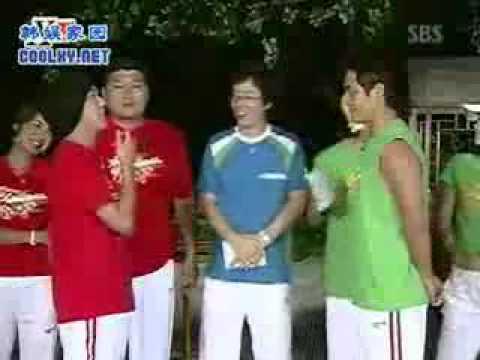 Xman Dangyunhaji   Haha vs LJS