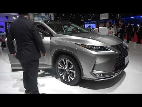The new 2020 LEXUS RX450h - Show Room JAPAN