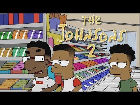 The Johnsons 2 (A Cartoon Parody)