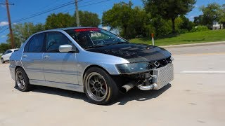 750 WHP TX2K18 EVO FULLY BUILT WITH 6466 PRECISION TURBO IS INSANE