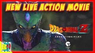 NEW LIVE ACTION DRAGON BALL Z 2018 MOVIE REACTION - CHINESE FAN MADE SHORT DRAGON BALL Z FILM