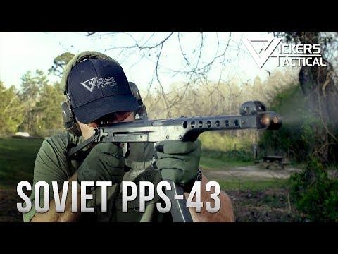 SOVIET PPS-43