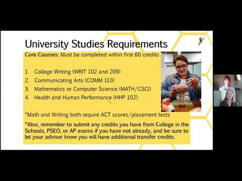 UW-Superior: Degree Planning and Academic Advising