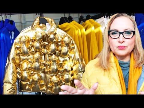 ШОПИНГ — ПУХОВИКИ куртки СВИТЕРА брюки BENETTON Что модно? ТРЕНДЫ осень — зима 2020 — 2021 ОБЗОР