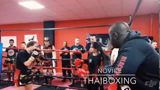 Thai Boxing for Beginners at West Bromwich: A Closer Look Into our Novice year Muay Thai Classes