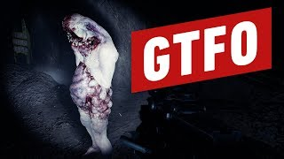 15 Minutes of GTFO Gameplay - 4-Player Survival Horror FPS