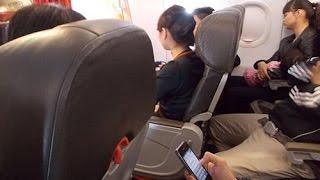 Hành xử thiếu văn minh trên những chuyến bay Việt Nam