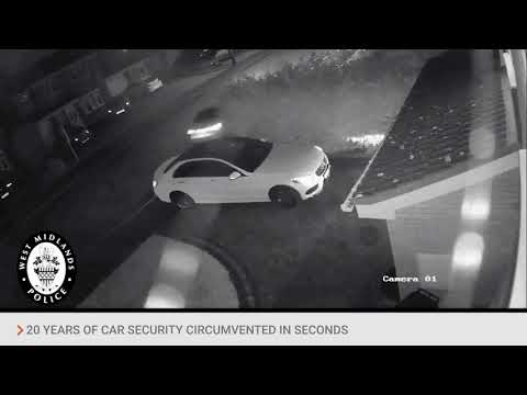 Shifting Car Theft Techniques