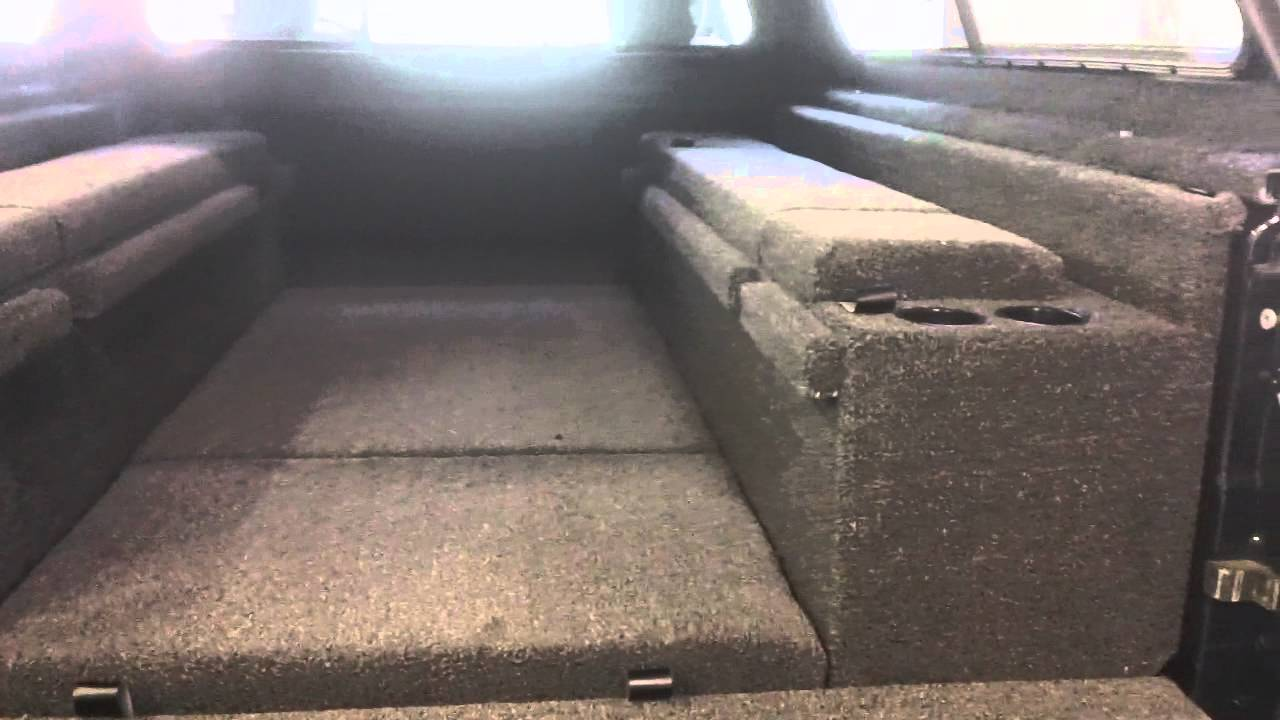 The Sportsman Quot Carpet Kit Quot On 2011 Dodge Ram 1500 Short