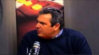 O Πάνος Καμμένος στον RealFM 97,8   14/11/2013