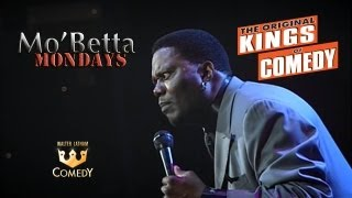 "Bernie Mac ""Milk & Cookies"""