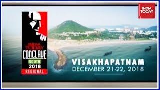 VVS Laxman, Chandrababu, Ram Madhav, Jagan to Show at Indi..