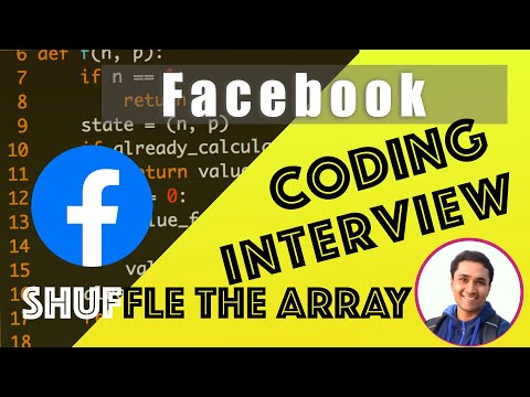 🔴 Facebook Interview Question | Maths & Probability Based Coding Interview Problem