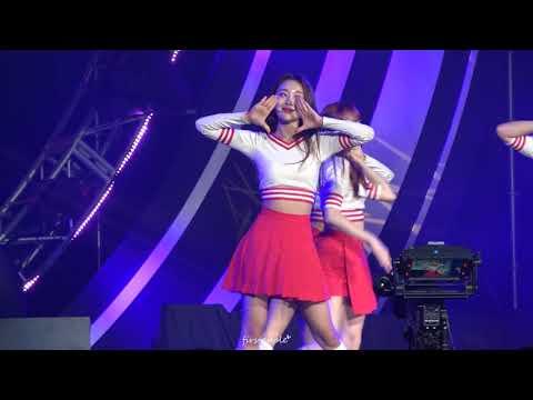 (4k)블레이드앤소울 월챔(180915) 이달의소녀(LOONA)-love4eva이브(Yves)