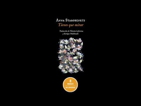 Vidéo de Anna Starobinets