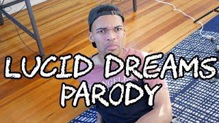 Lucid Dreams Parody