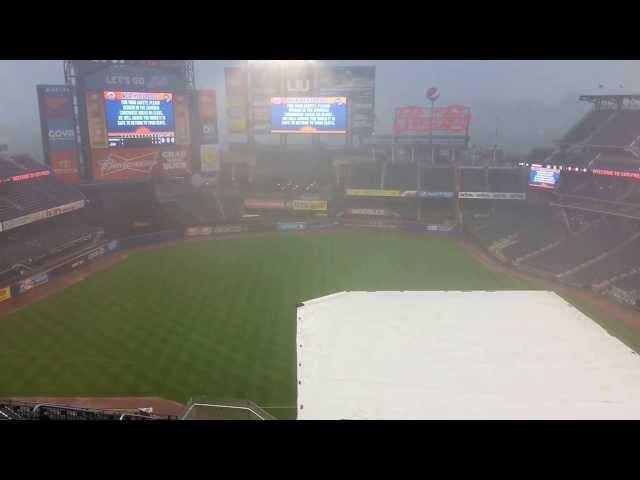 紐約暴雨!尼克主場屋頂漏水