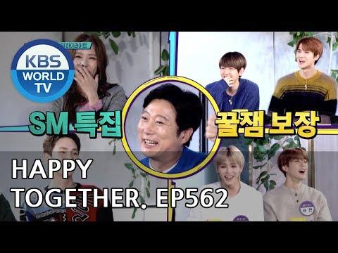 Happy Together I 해피투게더 - BoA, Key, Baekhyun, Sehun, Taeyoung, Jaehyun [ENG/2018.11.22]
