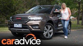 2016 Haval H6 Review | CarAdvice