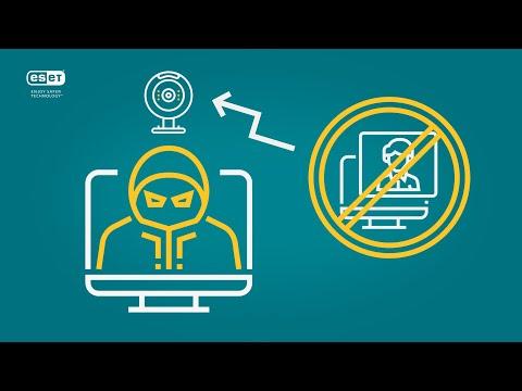 Evita que te espíen a través de tu webcam.